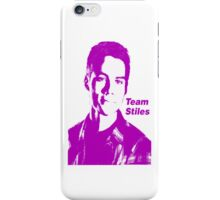 Team Stiles iPhone Case/Skin