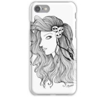 Skulls and Waves iPhone Case/Skin