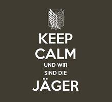 Keep Calm Und Wir Sin Die Jäger (Scouting Legion) T-Shirt