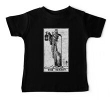 The Hermit Tarot Card - Major Arcana - fortune telling - occult Baby Tee