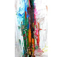 abstract thoughts Photographic Print