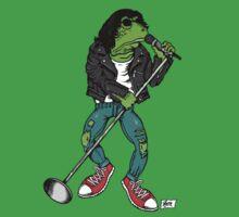 Frog N Roll Highschool Baby Tee