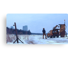 Åkerhatt Canvas Print