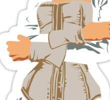 Bioshock Infinite - Elizabeth  Sticker