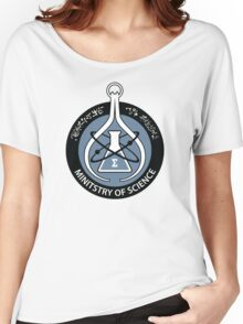 Ministry of Science Women's Relaxed Fit T-Shirt