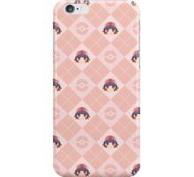 Pokemon B/W: I am a Boy iPhone Case/Skin