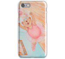Ballerina Bear iPhone Case/Skin