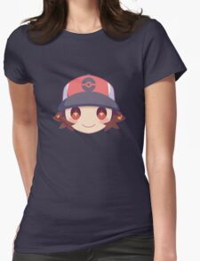 Pokemon B/W: I am a Boy Womens Fitted T-Shirt