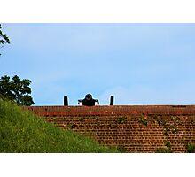 FORT PULASKI NATIONAL MONUMENT SAVANNAH GEORGA JULY 2013 Photographic Print
