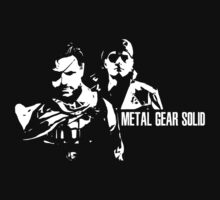 Metal Gear Solid V by Keri Christerson