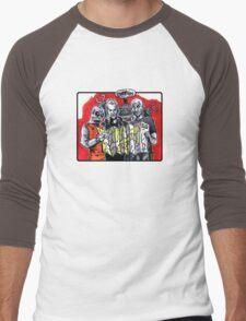 ???? Men's Baseball ¾ T-Shirt