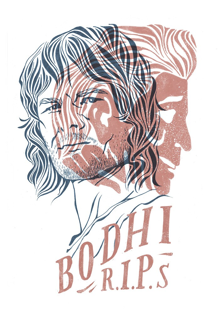 Bodhi RIP by Affectors