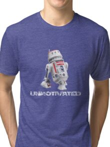but I was going into Tosche Station to pick up some power converters Tri-blend T-Shirt