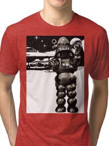 Robby the Robot 2 Tri-blend T-Shirt