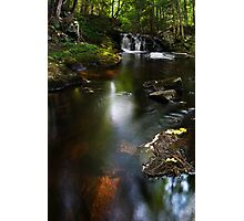 Clear Running Stream Photographic Print