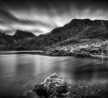 Dove Lake Dawn by Mieke Boynton