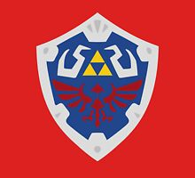 Hyrulian Shield (Bordered) Unisex T-Shirt