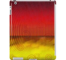 Fire Spot iPad Case/Skin