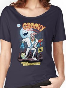 Groovy Space Adventures Women's Relaxed Fit T-Shirt