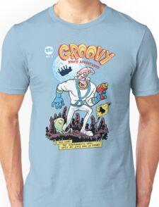 Groovy Space Adventures Unisex T-Shirt