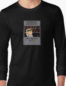 Horrible Advice Long Sleeve T-Shirt