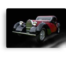 1937 Bugatti Type 57 SC Atalante Coupe V Canvas Print