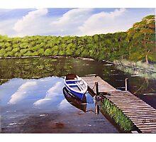 Grasmere Lake, Cumbria Photographic Print