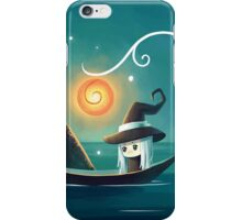 Little Witch 3 iPhone Case/Skin