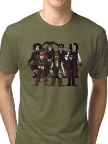 Johnny Depps Tri-blend T-Shirt