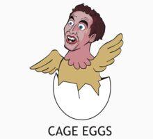 Nicolas Cage Eggs by apeape