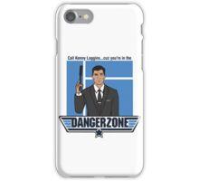 DANGAH ZONE iPhone Case/Skin