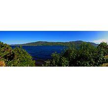 Loch Ness Panoramic Photographic Print