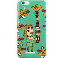 the best gardener iPhone Case/Skin