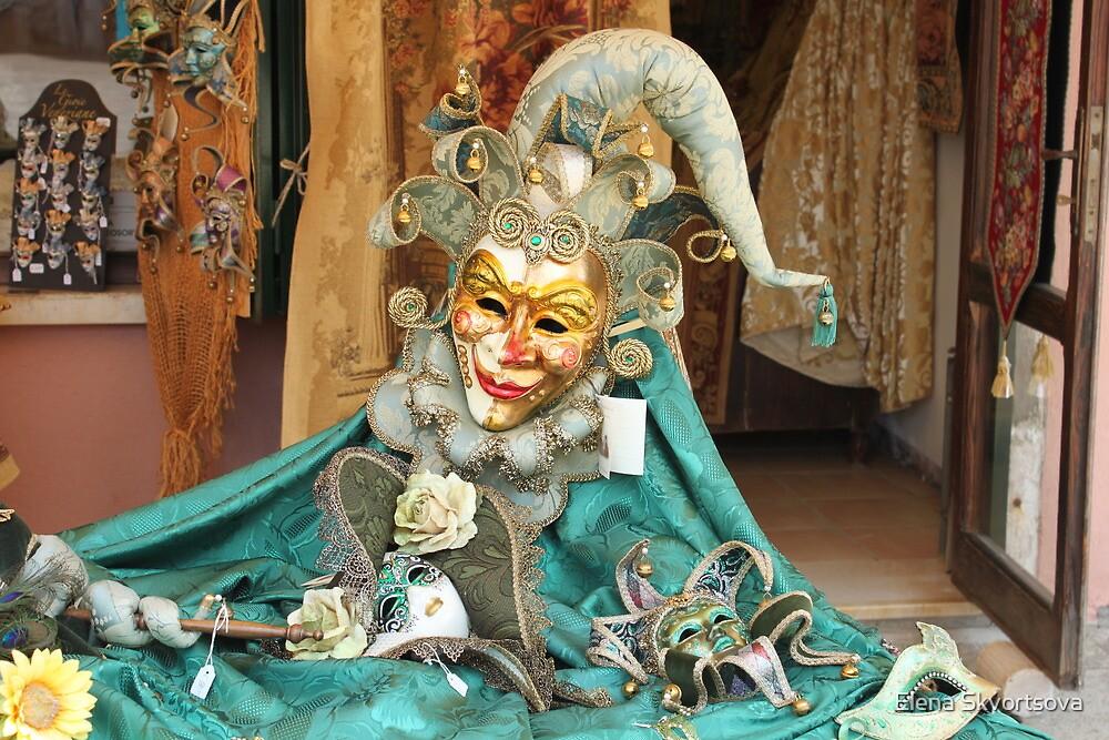 Mysterious mask by Elena Skvortsova