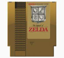 Zelda (nes) by alxlajoie
