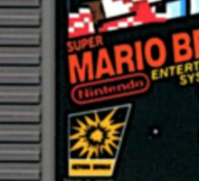 Super Mario Bros Sticker