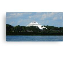 SPACE MOUNTAIN WALT DISNEY WORLD ORLANDO FLORIDA JULY 2013 Canvas Print
