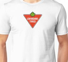 Canadian Tired Unisex T-Shirt