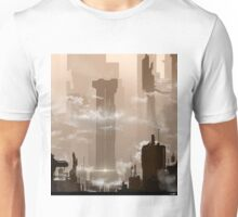 Silhouette City Unisex T-Shirt