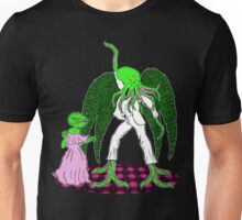 Saturday Night Lovecraft - Cthulhu Travolta 2 Unisex T-Shirt