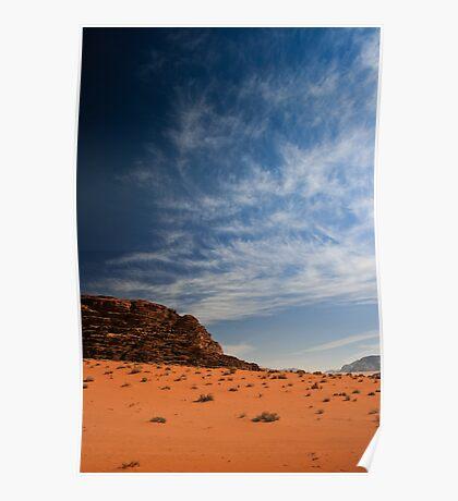 Desert Breeze Poster