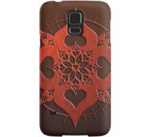 the heart of the wood (lianái) Samsung Galaxy Case/Skin