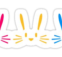 Bunnys Sticker