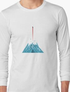 Fortress of Solitude Breakout Long Sleeve T-Shirt