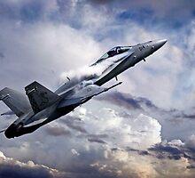 Super Hornet by J Biggadike