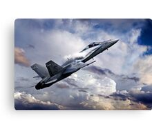 Super Hornet Canvas Print