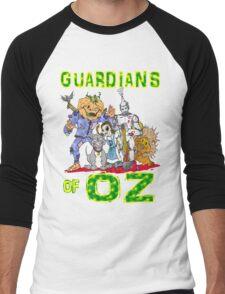 Guardians Of OZ Men's Baseball ¾ T-Shirt