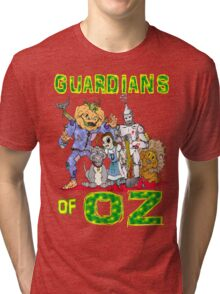 Guardians Of OZ Tri-blend T-Shirt