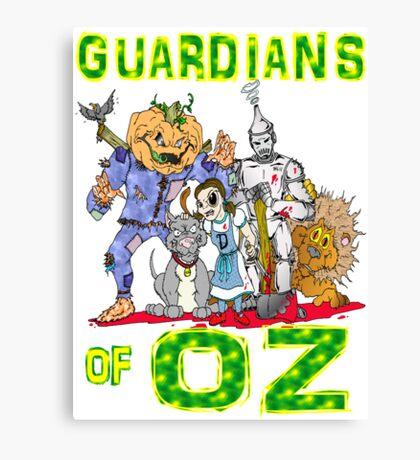 Guardians Of OZ Canvas Print