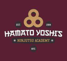 Hamato Yoshi's Ninjutsu Academy by Cory Freeman